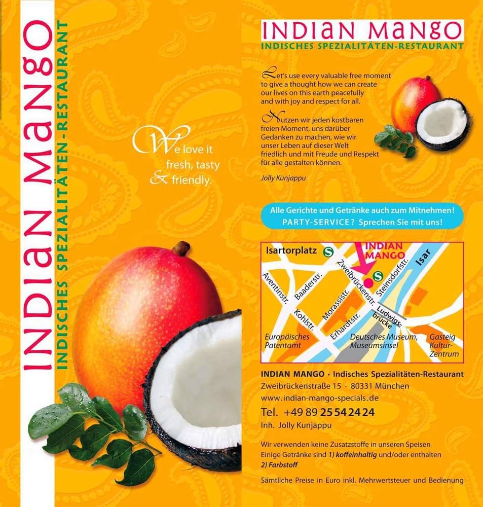 Indian Mango Menu (2)