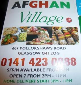 Afghan Village Glasgow (4)