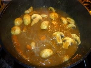 Pork Chops Curry in Apple Masala (10)