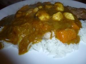 Pork Chops Curry in Apple Masala (13)