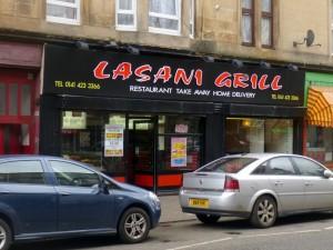 Lasani Grill Glasgow Curry-Heute Visit #1 (2)