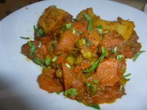 Yadgar Veg Curry-Heute (3)