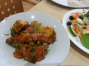 Yadgar Vegetable Curry