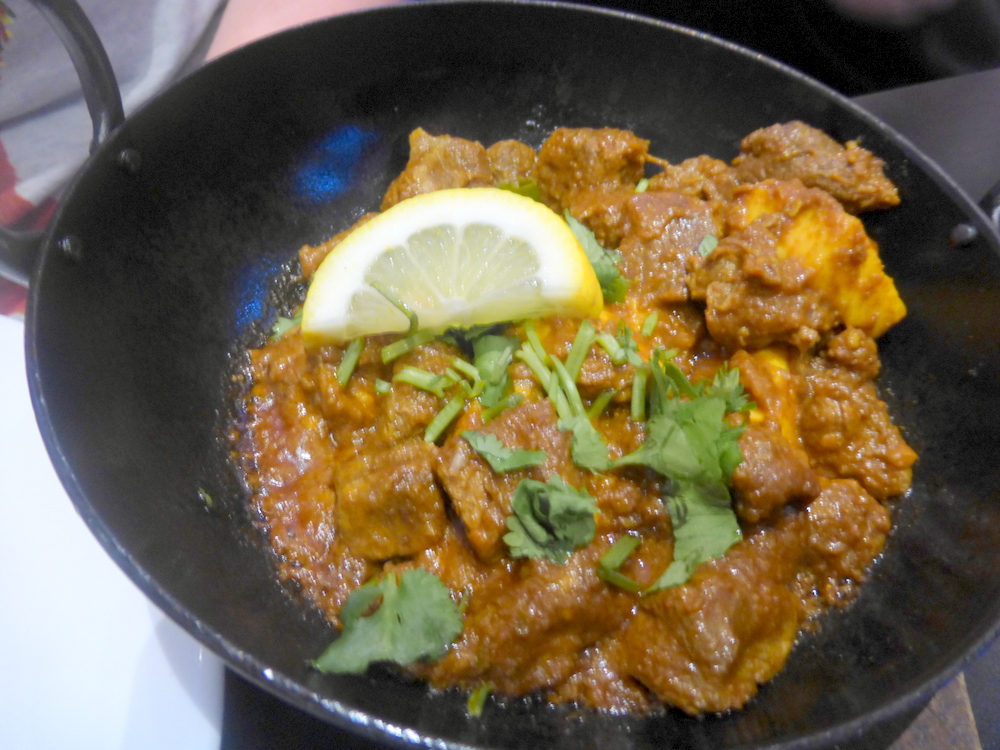 Glasgow Akbar's CAMRA Dinner Curry-Heute (15)