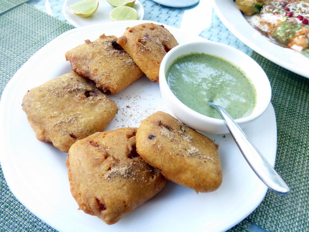Delhi Maidens Hotel Lunch Curry-Heute (8)
