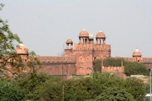 Delhi Red Fort Bier-Traveller.com