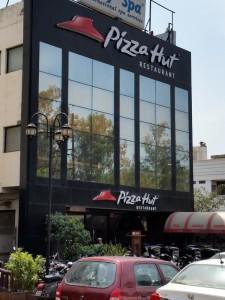 Agra Uttar Pradesh Pizza Hut Can I Have The Blandest
