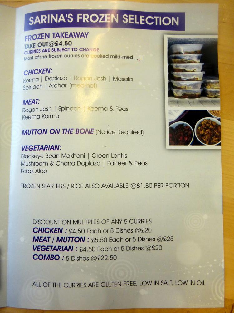 Queensbury Sarina's Curry-Heute (8)