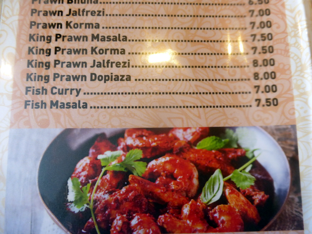 Bradford karachi restaurant new menu new carpet new prices of course there will be another curry heute forumfinder Image collections