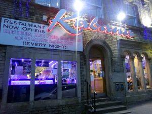 Huddersfield Kabana The Home Of The Tawa Zusammen Essen