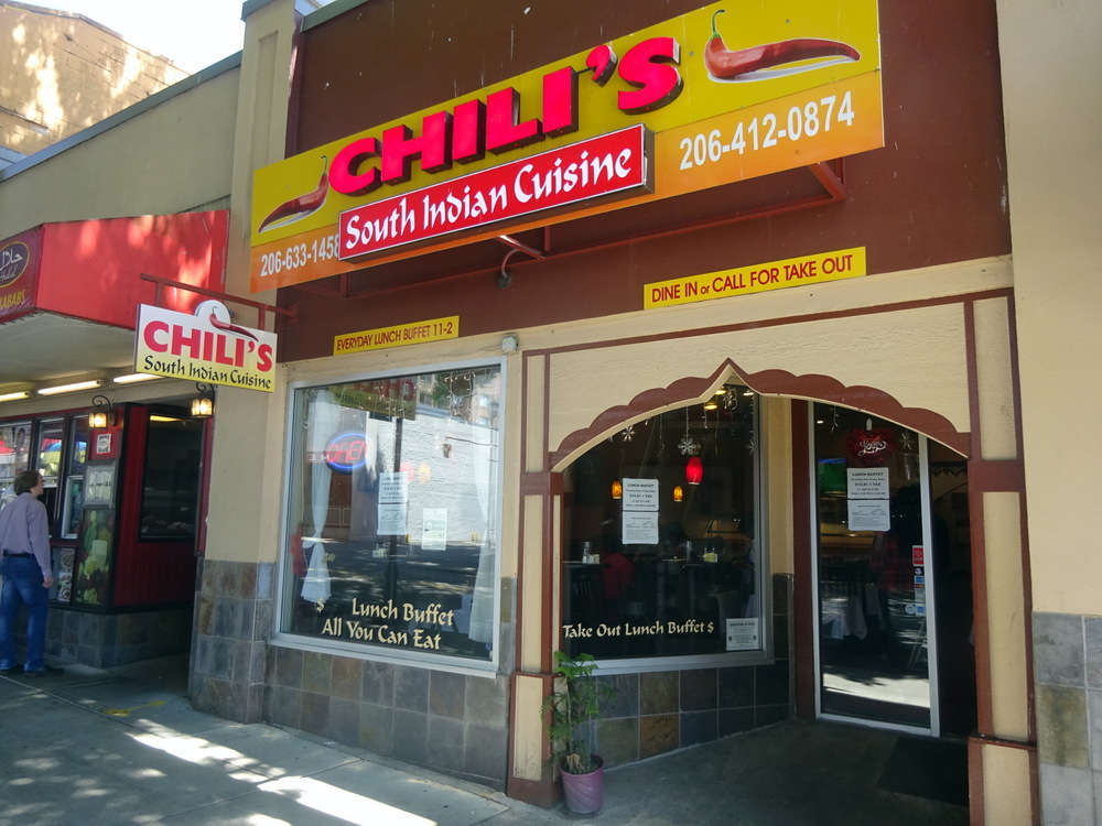 Seattle Wa Chili S South Indian Cuisine C 3 Curry Heute