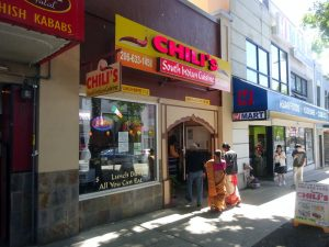 Seattle Wa Chili S South Indian Cuisine Is There A