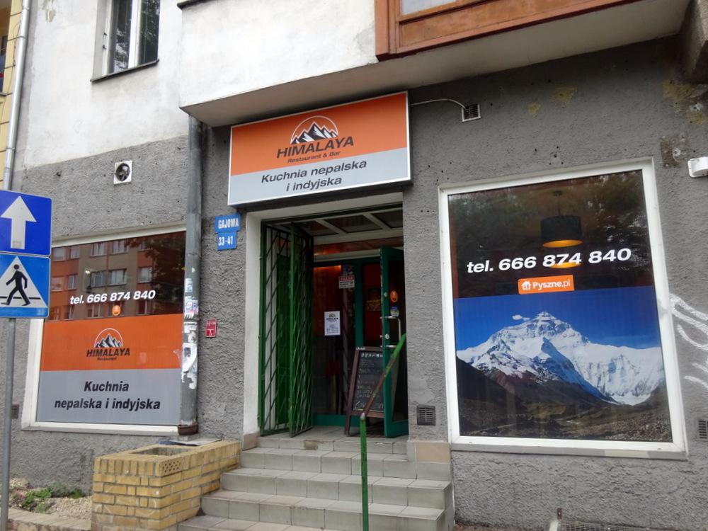 Wroclaw Himalaya Restaurant Bar Curry Heute 3 Curry Heute