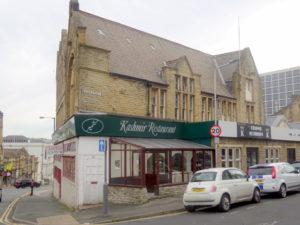 The Kashmir Restaurant Bradford England Curry Heute